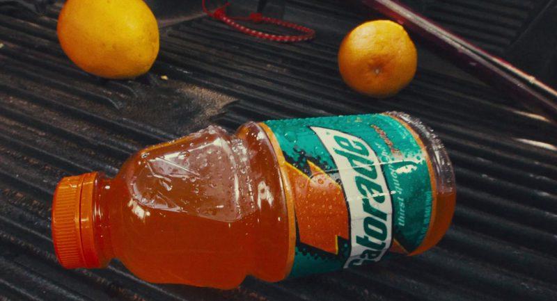 Gatorade Drink in 127 Hours (2010) Movie