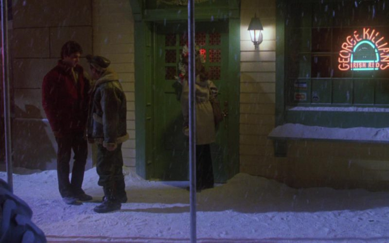 George Killian's Irish Red Beer Sign in Gremlins (1)