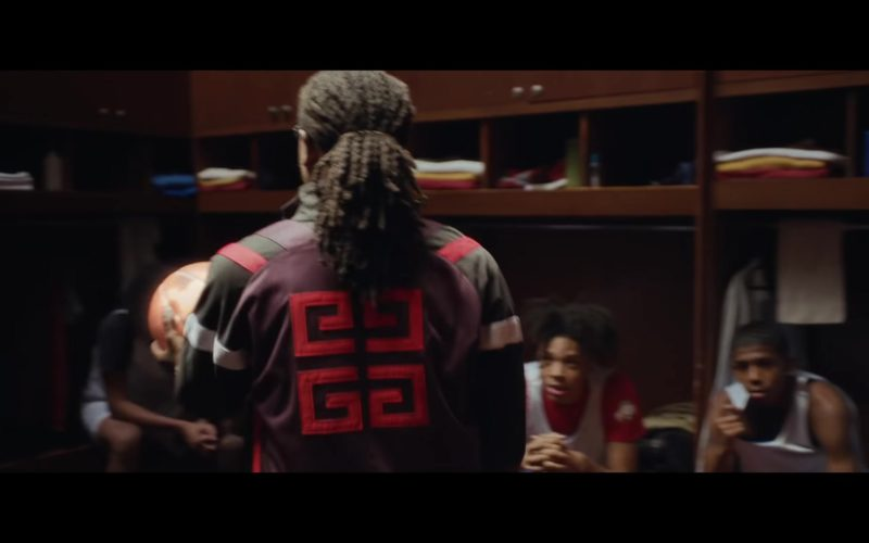"""Givenchy Tracksuit Jacket Worn by Quavo in """"HOW BOUT THAT"""" (5)"""
