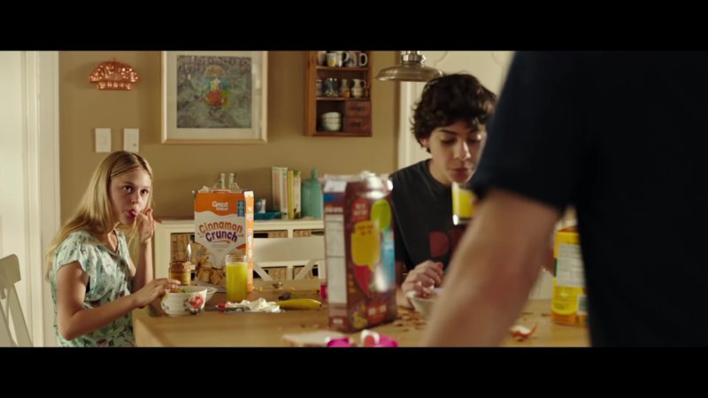 Great Value Cinnamon Crunch Cereal in Replicas (2018) - Movie Product Placement