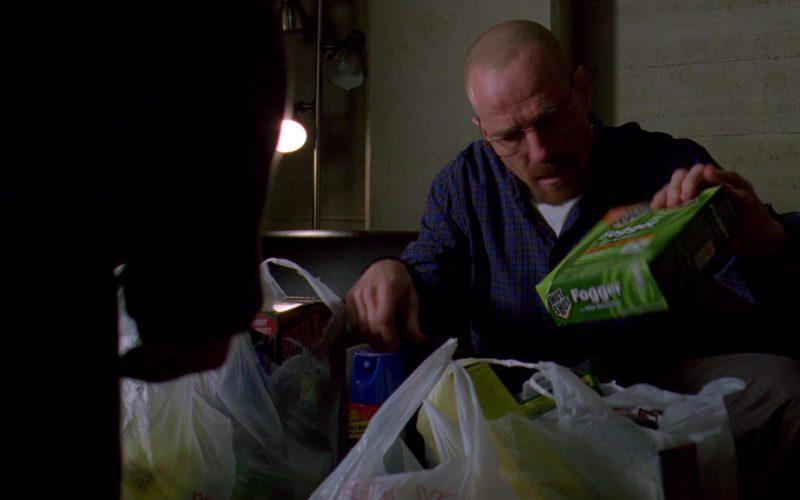 Hot Shot No-Mess! Fogger in Breaking Bad Season 3 Episode 10