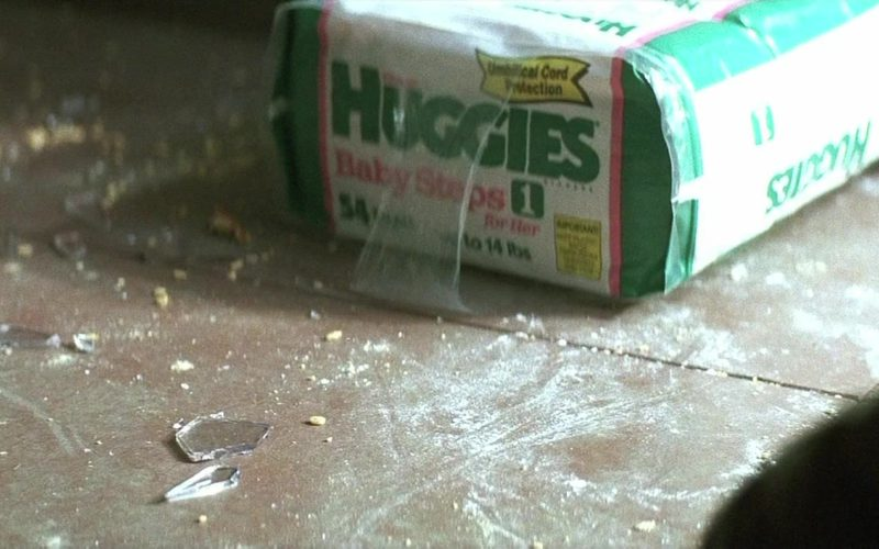 Huggies Diapers in Point of No Return (2)
