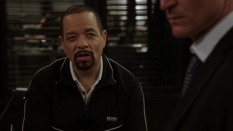 Hugo Boss Men's Jacket in Law & Order: Special Victims Unit: Hell's Kitchen (2018) - TV Show Product Placement