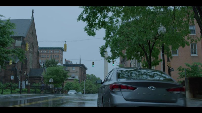 Hyundai Sonata Car in House of Cards Season 6 Episode 8 Chapter 73 (2018) - TV Show Product Placement