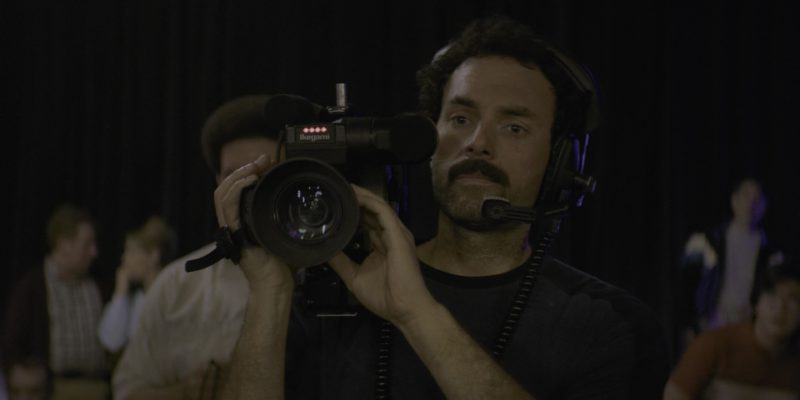"""Ikegami Camera in Glow Season 2 Episode 7 """"Nothing Shattered"""" (2018) TV Show Product Placement"""