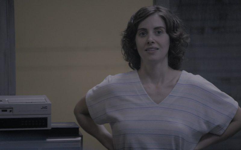 JVC Video Cassette Recorder in Glow Season 2 Episode 1