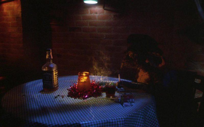 Jack Daniel's Whiskey in Gremlins (1)