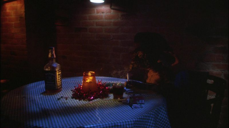 Jack Daniel's Whiskey in Gremlins (1984) - Movie Product Placement