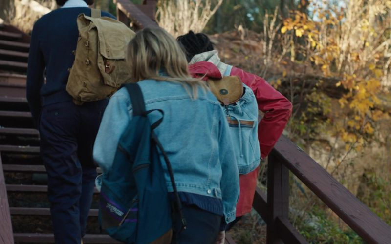 Jansport Backpack Used by Chloë Grace Moretz in The Miseducation of Cameron Post (1)