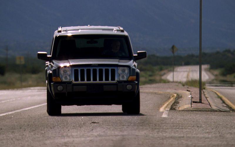Jeep Commander [XK] Driven by Dean Norris (Hank Schrader) in Breaking Bad Season 3 Episode 4 (1)
