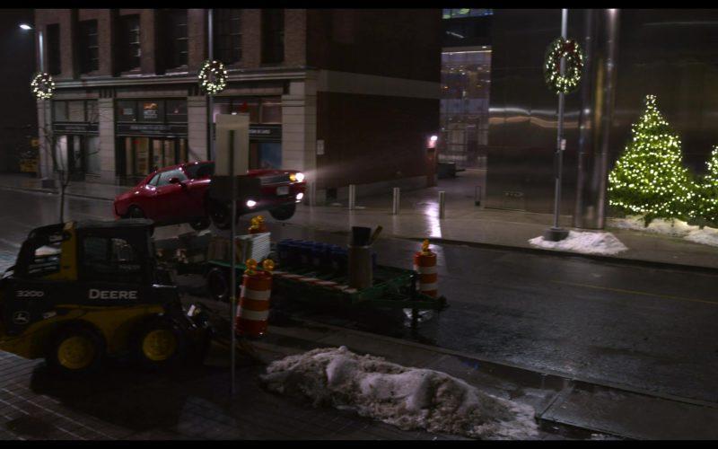 John Deere Machine in The Christmas Chronicles