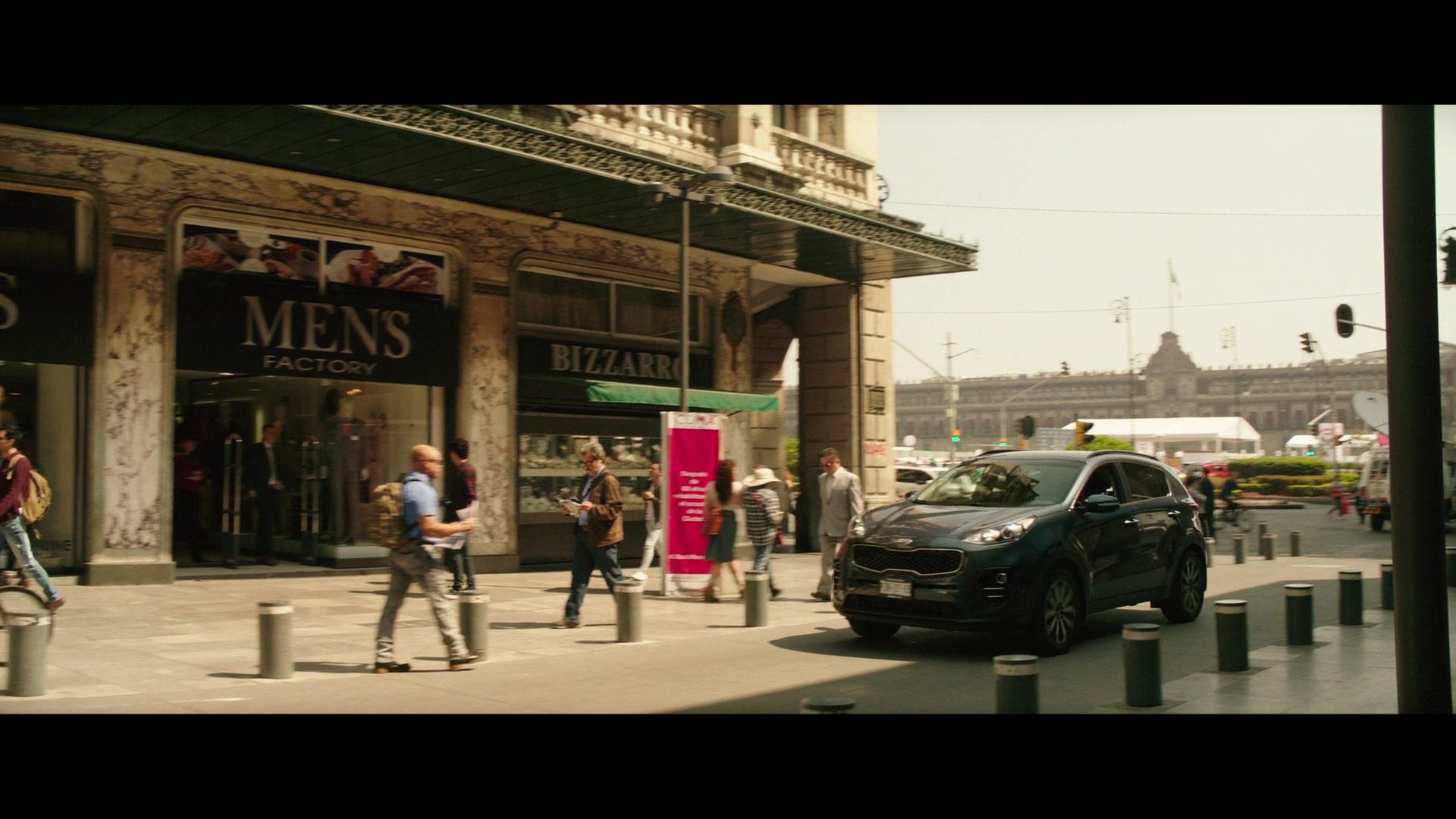 Kia Car In The Romanoffs Season 1 Episode 6 Panorama