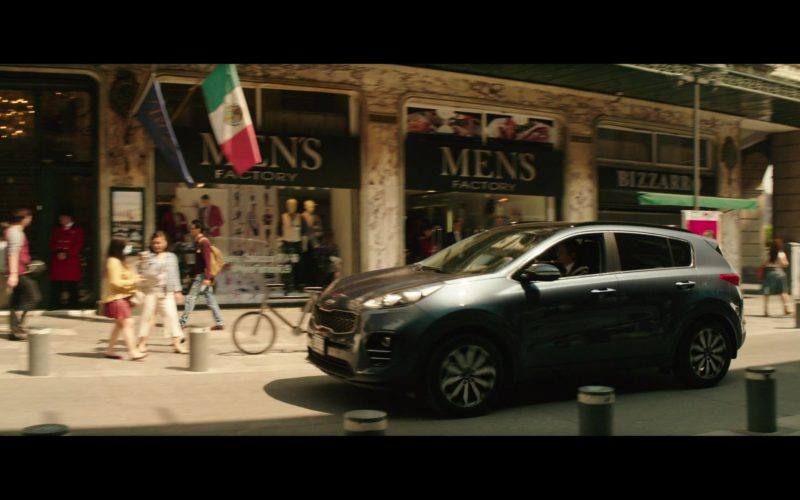 KIA Car in The Romanoffs Season 1 Episode 6 (2)