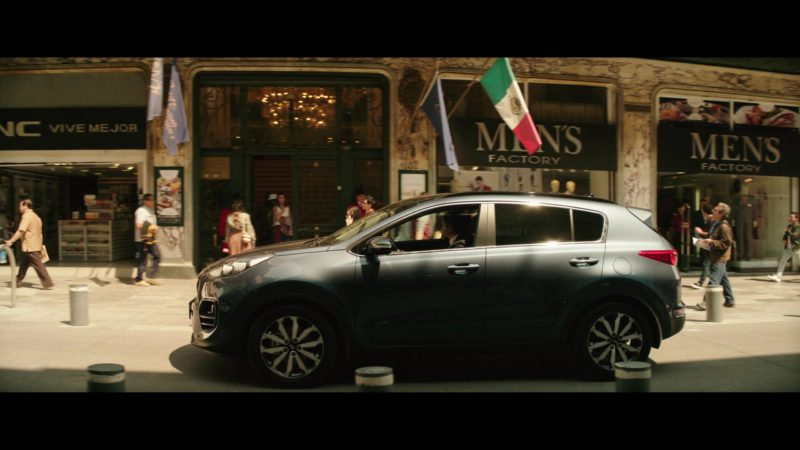 KIA Car in The Romanoffs Season 1 Episode 6: Panorama (2018) - TV Show Product Placement