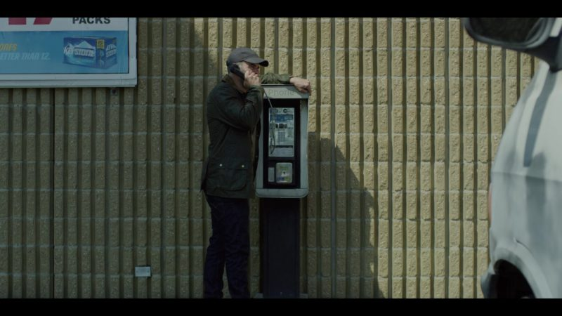 Keystone Light Billboard in House of Cards Season 6 Episode 7 Chapter 72 (2018) - TV Show Product Placement