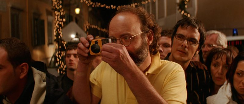 Kodak Camera in The Life Aquatic with Steve Zissou (2004) - Movie Product Placement
