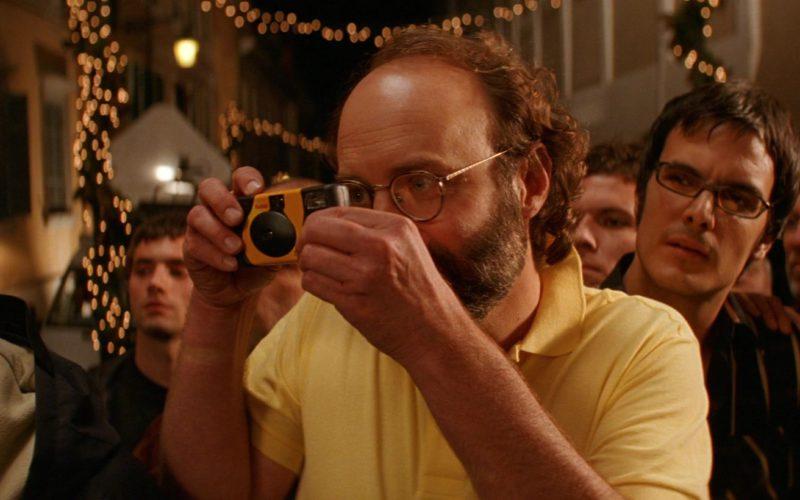 Kodak Camera in The Life Aquatic with Steve Zissou