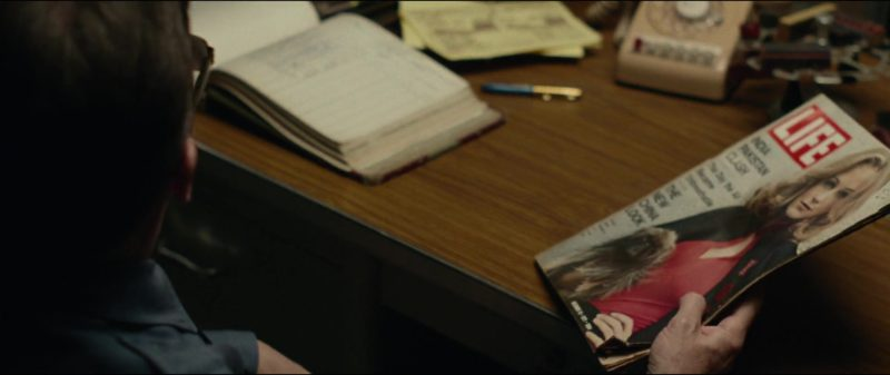 LIFE Magazine in BlacKkKlansman (2018) - Movie Product Placement