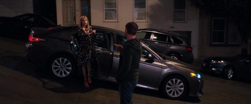 Lexus Car In Venom 2018 Movie