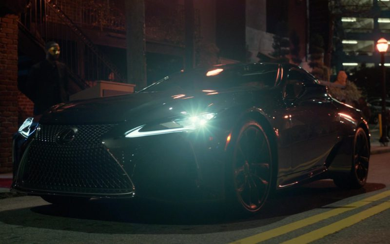 Lexus LC Car in SuperFly (1)