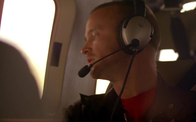 Lightspeed Aviation Headsets Worn by Aaron Paul (Jesse Pinkman) in Breaking Bad (1)