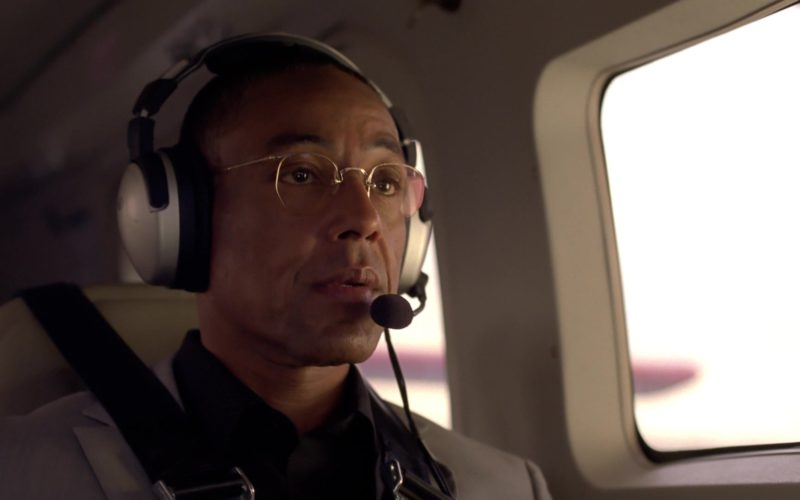 Lightspeed Aviation Headsets Worn by Giancarlo Esposito (Gus Fring) in Breaking Bad
