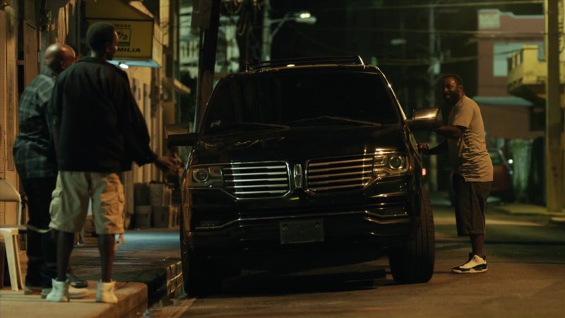 "Lincoln Navigator SUV Driven by Edi Gathegi (Ronald Dacey) in StartUp: Season 3 Episode 1 ""Rebranding"" (2018) - TV Show Product Placement"