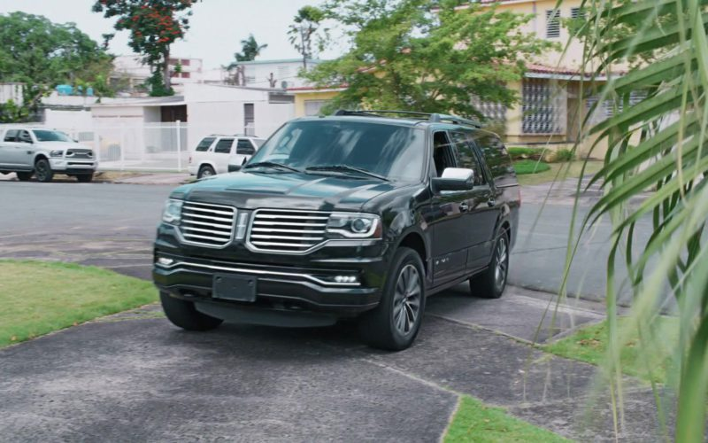 Lincoln Navigator SUV Used by Edi Gathegi (Ronald Dacey) in StartUp (1)