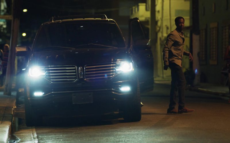 Lincoln Navigator SUV Used by Edi Gathegi (Ronald Dacey) in StartUp (4)