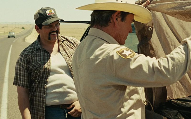 Mack Cap in No Country for Old Men (1)