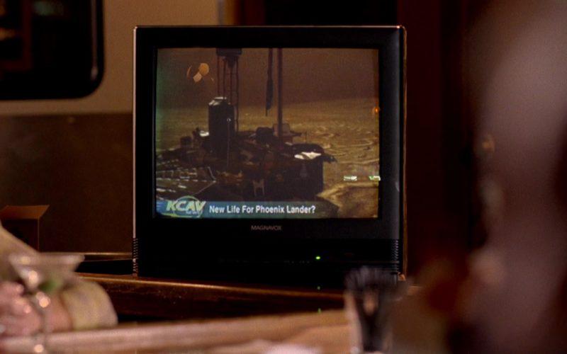 Magnavox TV in Breaking Bad Season 2 Episode 12
