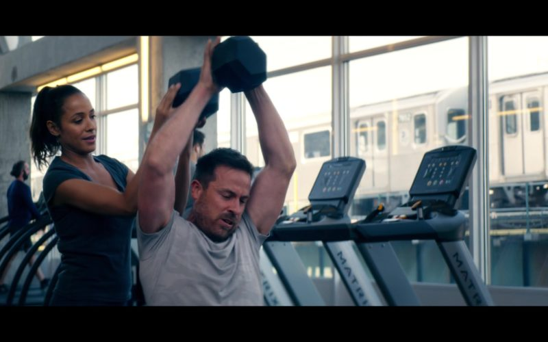 Matrix Gym & Fitness Equipment in Tell Me A Story (1)