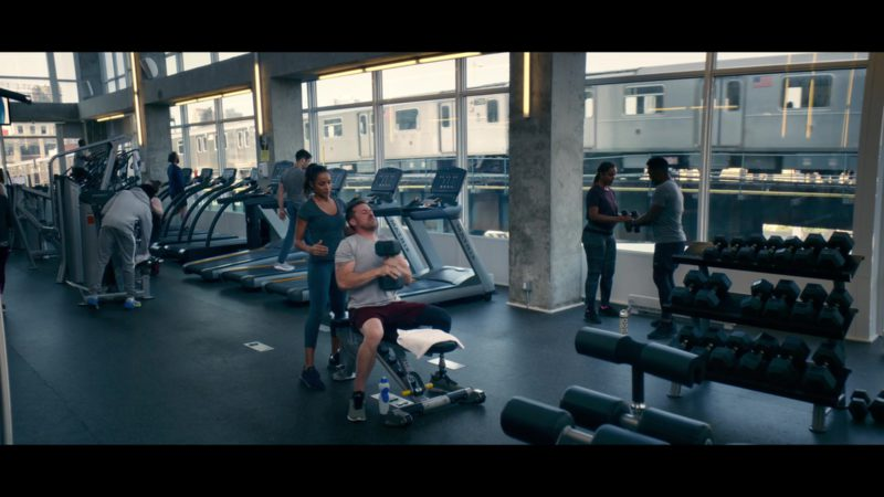 Matrix Gym & Fitness Equipment in Tell Me A Story: Season 1, Episode 1 (2018) - TV Show Product Placement