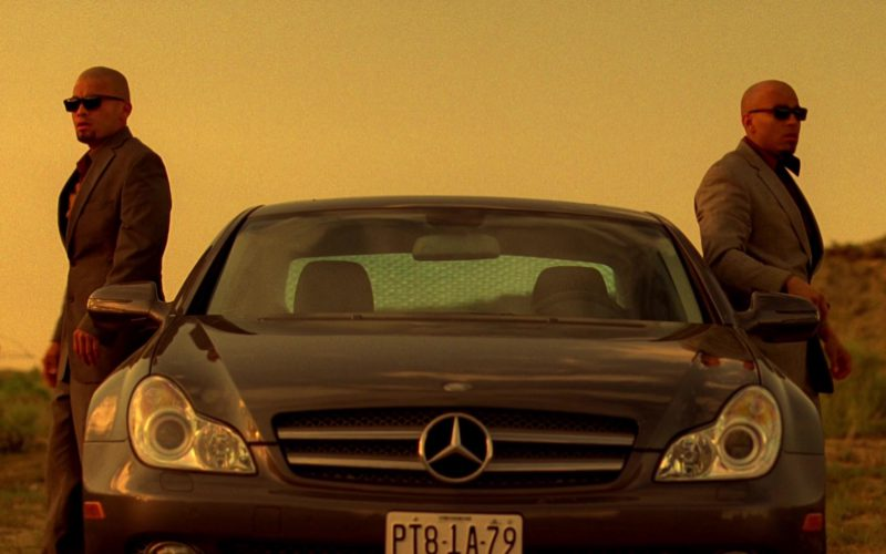 Mercedes-Benz CLS in Breaking Bad Season 3 Episode 1 (8)