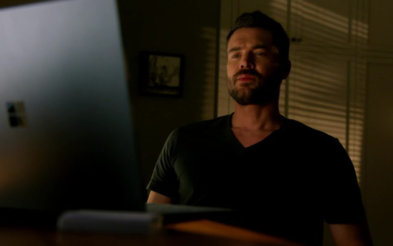 Microsoft Surface Book Used by Charlie Weber in How to Get Away with Murder