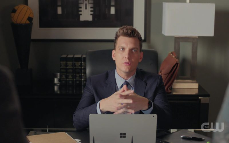 Microsoft Surface Laptop Used by Scott Michael Foster Crazy Ex-Girlfriend (1)