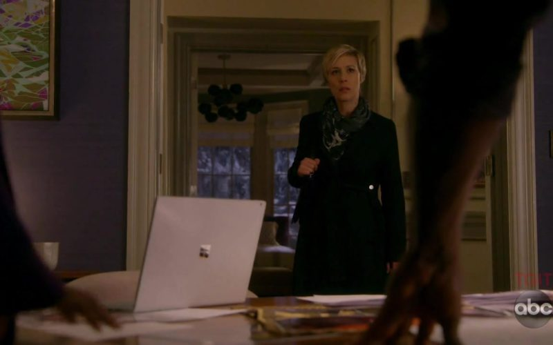 Microsoft Surface Laptop in How to Get Away with Murder