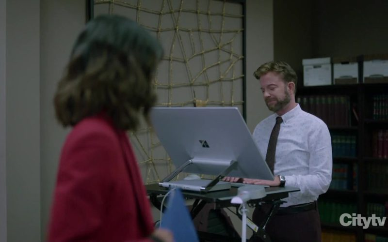 Microsoft Surface Studio All-In-One Computer in A Million Little Things Season 1 Episode 7 (3)
