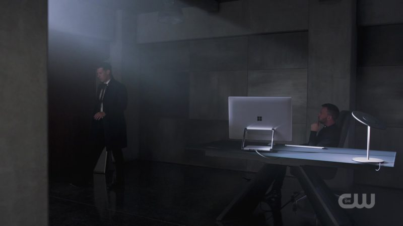 """Microsoft Surface Studio Computer in Charmed Season 1 Episode 5 """"Other Women"""" (2018) TV Show Product Placement"""
