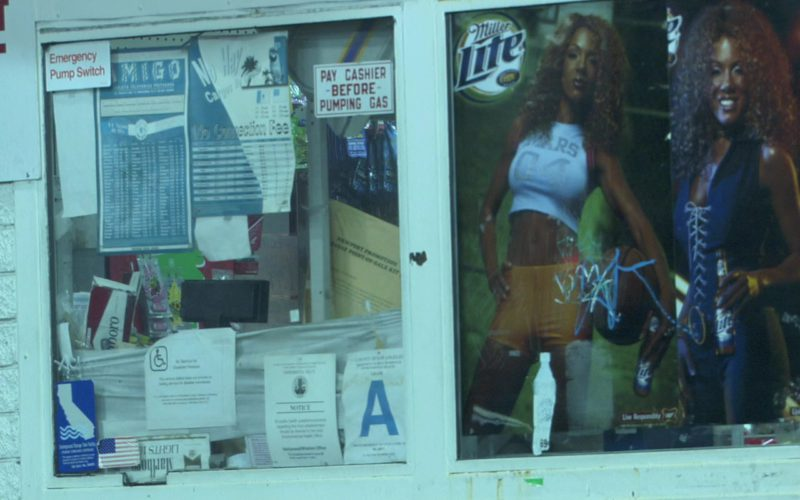 Miller Lite Beer Posters in Collateral