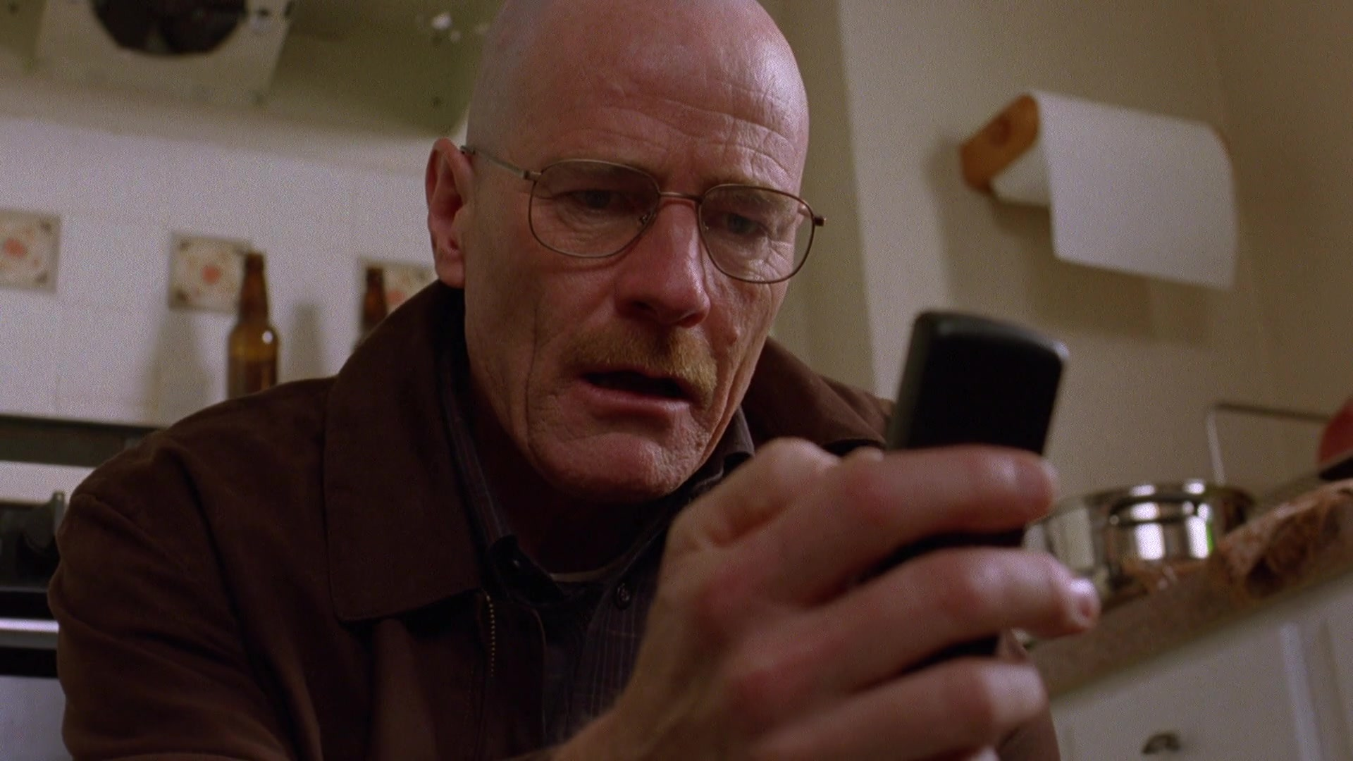 How To Not Dress For Middle Age: Walter White |Walter White Season 3