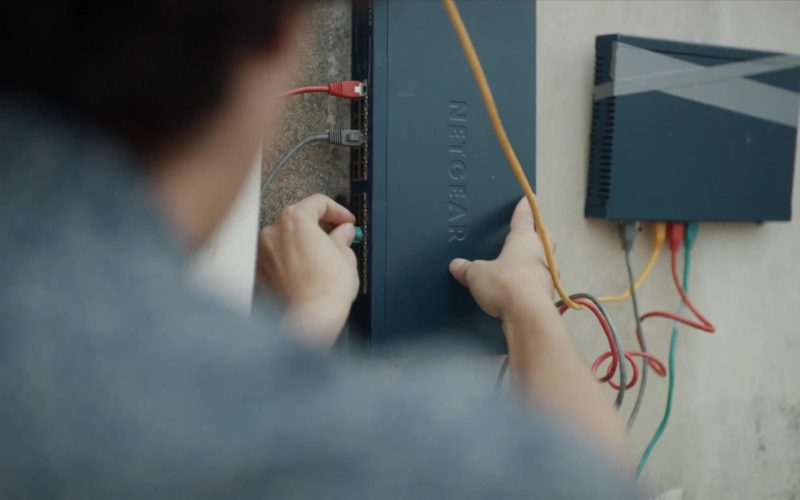 Netgear Router in StartUp (2)