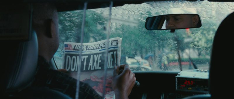 New York Post Newspaper in The Back-up Plan (2010) Movie Product Placement