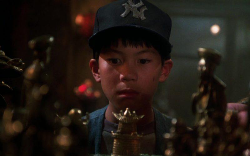 New York Yankees Cap in Gremlins