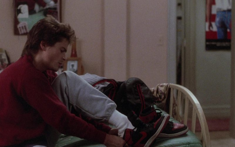 Nike Black & Red Shoes Worn by Rob Lowe in About Last Night (1)