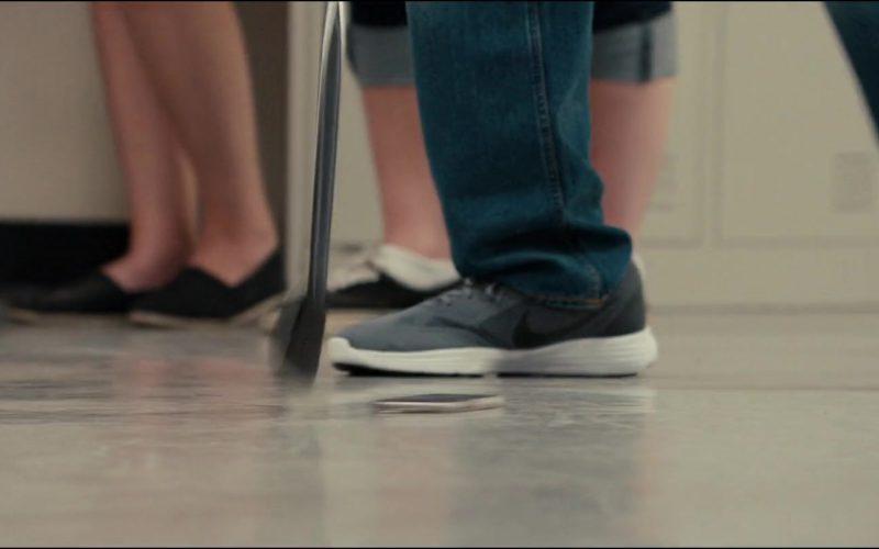 Nike Men's Grey Sneakers in Status Update