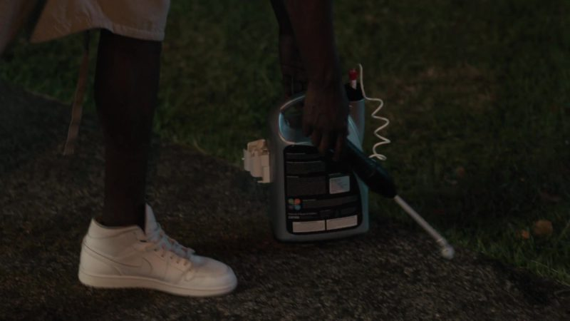 """Nike Shoes Worn by Edi Gathegi (Ronald Dacey) in StartUp: Season 3 Episode 8 """"Profit and Loss"""" (2018) - TV Show Product Placement"""