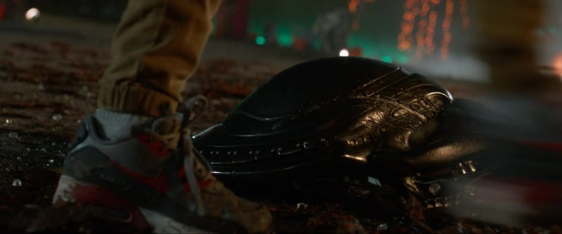 Nike Shoes Worn by Jacob Tremblay in The Predator (2018) - Movie Product Placement