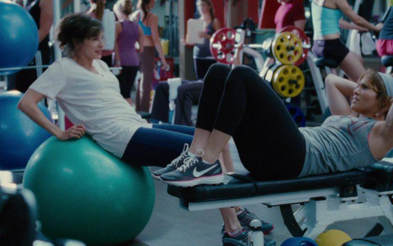 Nike Sneakers Worn by Jennifer Lopez in The Back-up Plan (1)