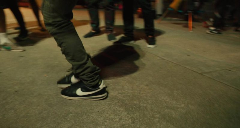 Nike Sneakers in Blindspotting (2018) Movie Product Placement